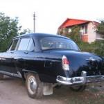 ГАЗ 21-Волга 1960 г.