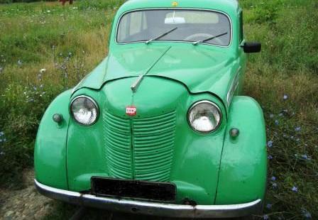 Москвич 401 1953г.