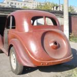 Продам ретро автомобиль БМВ 321 1939г.