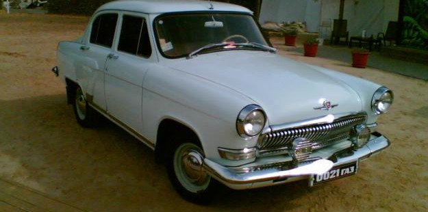 Волга ГАЗ 21 1964 года