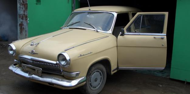 Продаю ГАЗ 21