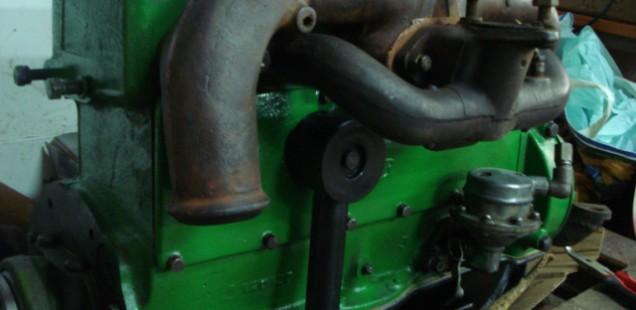 Двигатель ГАЗ-67