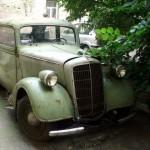 Opel 6 выпуск 1935