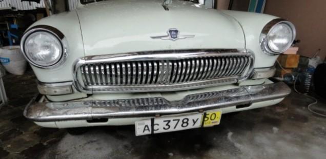 ГАЗ - 21