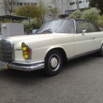 Mercedes 250SE 111 Coupe