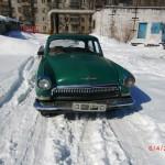 ГАЗ 21 - 1968