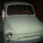 2 Ретро-автомобиля ЗАЗ-965