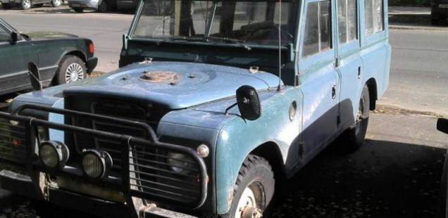 Land Rover 1977