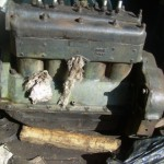 Для ГАЗ-67 двигатель