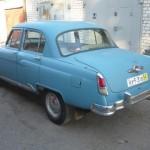 ГАЗ М21 1958 года, звезда