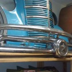 Облицовка решетка радиатора для ГАЗ 21