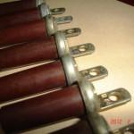Резисторы - наконечники высоковольтных проводов