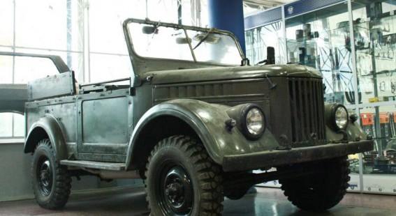 ГАЗ 69, 1965 года