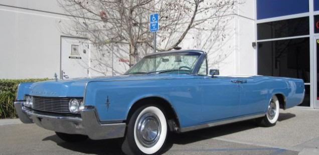 Lincoln Continental, 1966