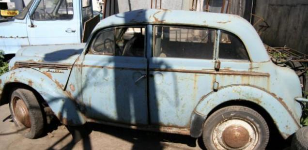 Москвич 401, 1956 года