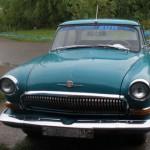 ГАЗ-21 1963 г.в. Был на консервации, идеальное сост. всё родное!