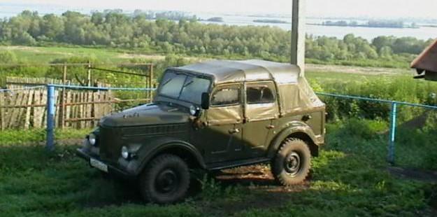 Продам ГАЗ 69 А