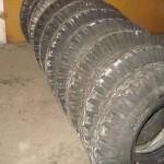 Продам шины на ГАЗ-69 новые и др.