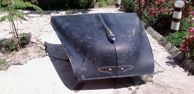 На Chevrolet Styleline 1952г