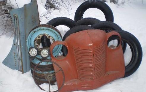 Москвич - 400-401