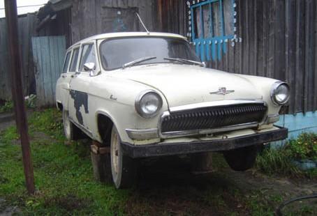 ГАЗ-22В