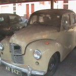 Продаем Austin A40 Devon 1952 года