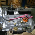 Двигатель ГАЗ 21