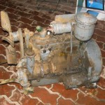 Меняю, продаю мотор (USA 1940г.) Геркулес ZXB-4.РАБОЧИЙ