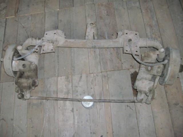 Продаётся передний мост взборе Москвич 401