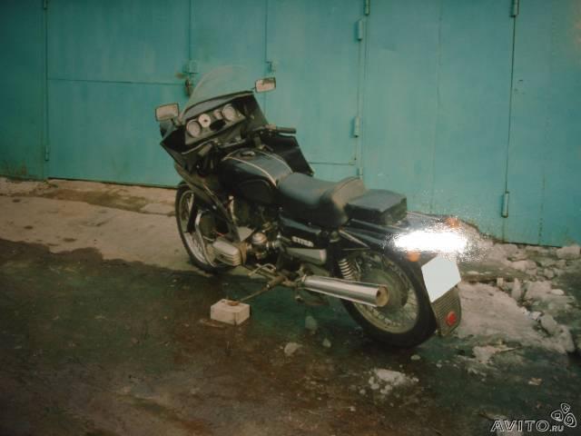 Продам Мотоцикл сопровождения Днепр