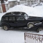 Продается ЗИС-101А 1938