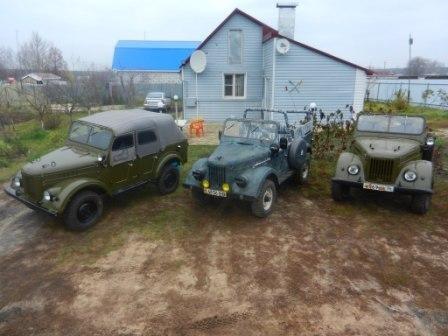Продам ГАЗ-69 в различных комплектациях