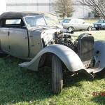 MERCEDES-BENZ 320 CABRIO D. 1939