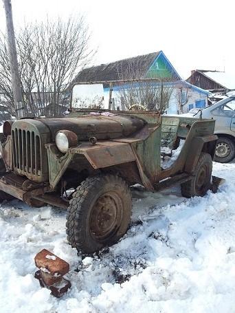 ГАЗ 67