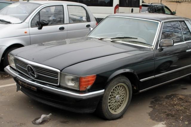 Mercedes-Benz R-107
