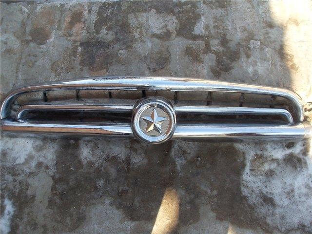 ГАЗ 21 1 серия