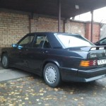 Mercedes Benz 190e 2.3 16v Crosworth