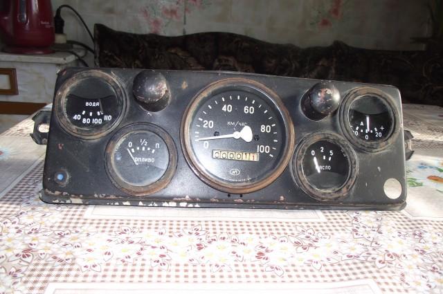 Щиток приборов ГАЗ 51-63
