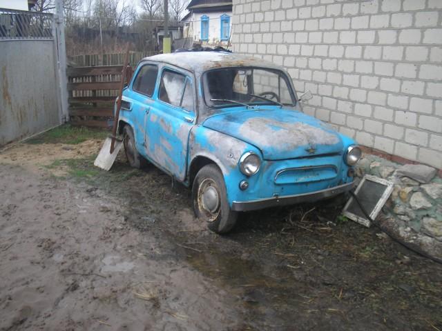 Продам два ЗАЗ-965