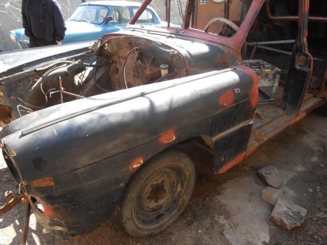 ГАЗ 12 ЗИМ срочно недорого