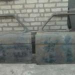 ГАЗ-21.Передние двери