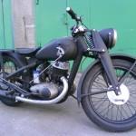 Продам ретро мотоцикл.