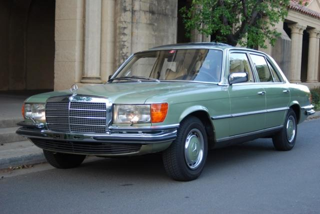 Мерседес W116 350SE