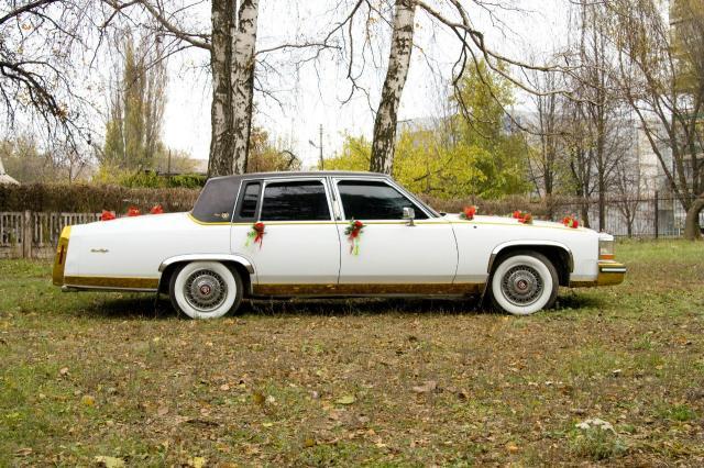 Cadillac Brougham D'elegance