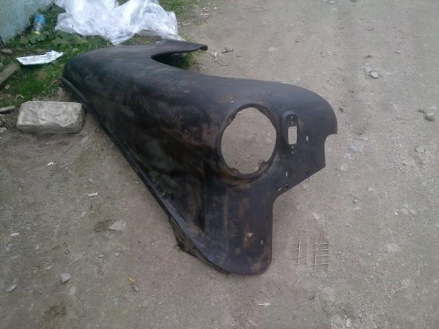 новое переднее крыло ГАЗ 20 Победа