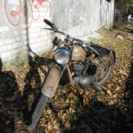 "Мотоцикл ""Москва"" М1А"
