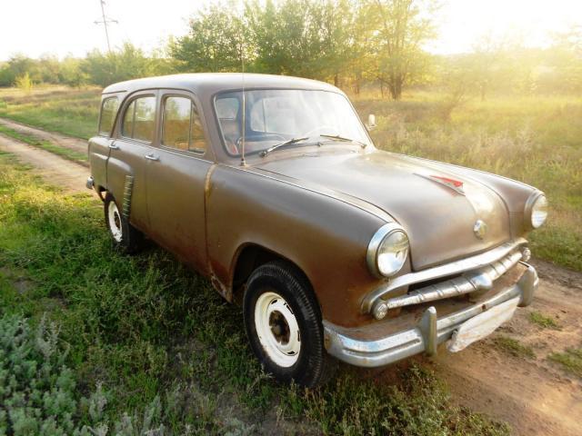 Москвич- 423.