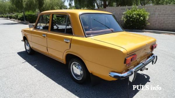 Продам ретро автомобиль ВАЗ-2101