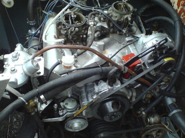 Двигатель ГАЗ-14