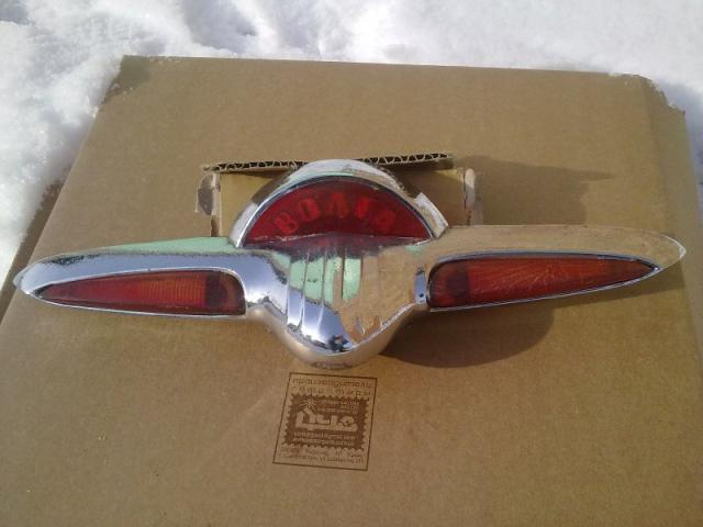 Продам птицу багажника ГАЗ 21 1 серия